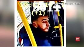 VIDEO: Polisi Belanda Tangkap Pelaku Penembakan di Utrecht