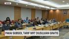 Tarif MRT Diusulkan Gratis untuk Warga Jakarta
