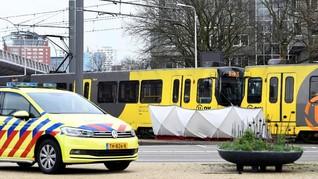 Polisi Belanda Tangkap Pelaku Penembakan di Utrecht
