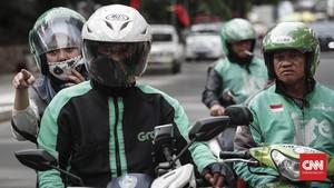 Tarif Ojek Online Resmi Rp1.850-Rp2.600 per Km