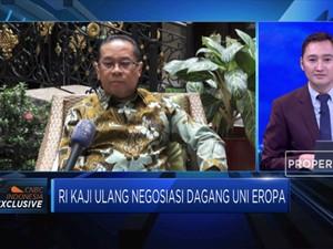 Soal Sawit, Indonesia Siap Kurangi Impor dari Eropa