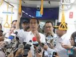 Jokowi, MRT, dan Mimpi Integrasi Transportasi Jabodetabek