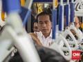 Jokowi Akui Dikomplain Kaum Difabel terkait Fasilitas MRT