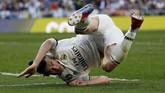 Bayern Munchen dikabarkan TeamTalk berencana mengajukan penawaran untuk mendapatkan Gareth Bale. Rumor kedatangan Eden Hazard membuat Real Madrid berpeluang melepas Bale. (REUTERS/Susana Vera)