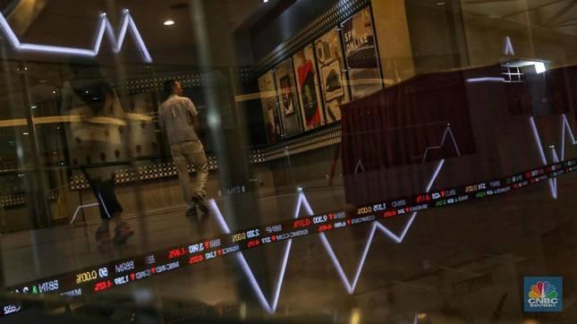 Wall Street Cetak Rekor, Tapi Jangan Senang Dulu....