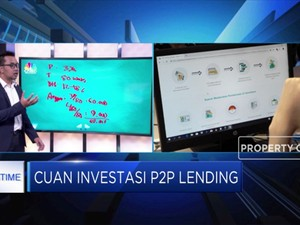 Menggiurkan, Imbal Hasil P2P Lending Bisa Sampai 18%