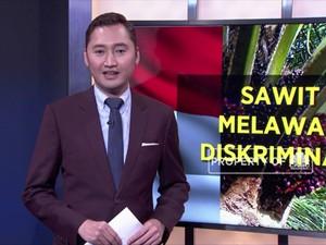 Indonesia Bakal Lawan Diskriminasi Sawit oleh Eropa