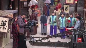 VIDEO: Mencoba Menjadi Artis di Hengdian, 'Hollywood' China