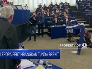 Uni Eropa Pertimbangkan Tunda Brexit