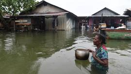Korban Tewas Banjir Sentani 112 Orang, 94 Masih Hilang