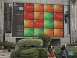 Efek Pidato Jokowi? Bursa Asia Melemah, IHSG Malah Tancap Gas