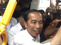 Sudah Tak Ada Beban, Jokowi: Mau Putusin Apa Saja Ayo