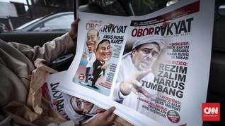 Tak Terdaftar di Dewan Pers, Obor Rakyat 'Pede' Ingin Muncul
