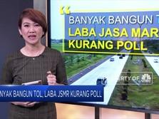 Laba Jasa Marga Kurang Poll