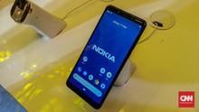 Spesifikasi Dapur Pacu dan Harga Nokia 3.1 Plus