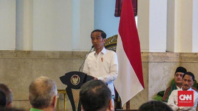Jokowi Beri Kewenangan Penuh KPK Usut Kasus Romi
