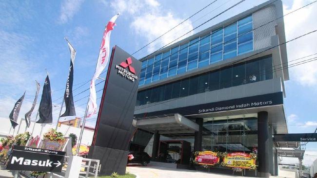 Mitsubishi Tidak Agresif Dirikan Dealer Tahun ini