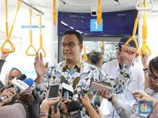 Anies Kirim Surat Terbuka Terkait MRT Jakarta, Apa Isinya?