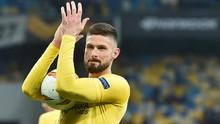 Top Skor Liga Europa: Giroud Dikejar Aubameyang