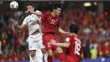 Vietnam Tanpa Striker Andalan Lawan Timnas Indonesia U-23