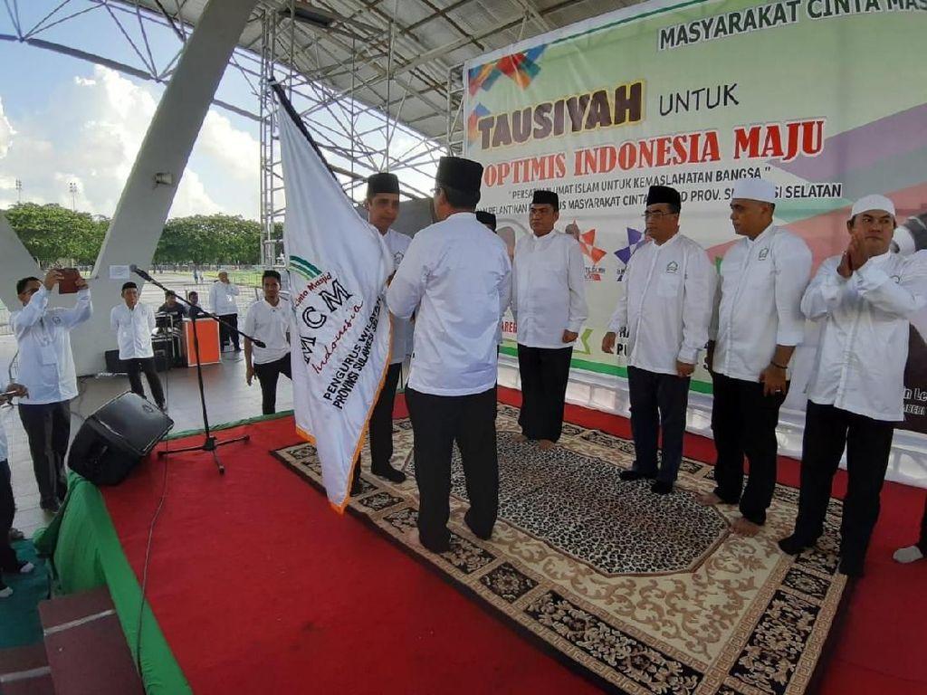 Ketua Masyarakat Cinta Masjid (MCM), Wishnu Dewanto, kembali menyerukan kepada Dewan Kemakmuran Masjid (DKM) di seluruh Indonesia untuk mencegah penggunaan rumah ibadah menjadi ajang kegiatan politik praktis. Masjid dan musala harus steril dari kegiatan yang berkaitan dengan Pemilu 2019. Istimewa.