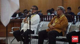 Aher dan Deddy Mizwar Jadi Saksi Sidang Suap Meikarta