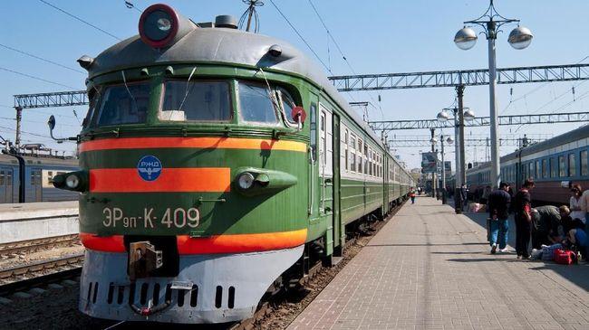 Jalur Kereta 'Trans Siberia' Italia Kembali Dibuka