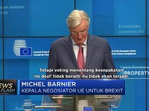 Negosiasi Brexit terus Maju Mundur