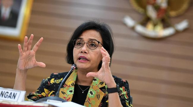 Sri Mulyani Sebut Akses Teknologi Digital Belum Merata