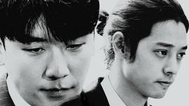 INFOGRAFIS: Yang Terseret di Kasus 'Burning Sun Gate' Seungri