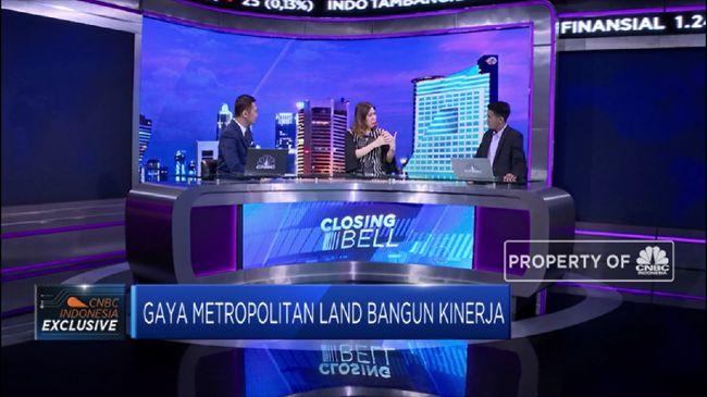 MTLA Gandeng Keppel Land, Metland Perluas Pangsa Pasar