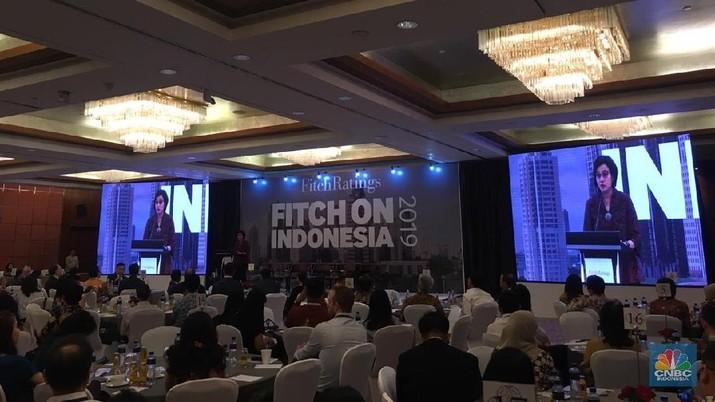 Hal tersebut harus dilakukan untuk menjaga kepercayaan pelaku pasar terhadap stabilitas ekonomi Indonesia.