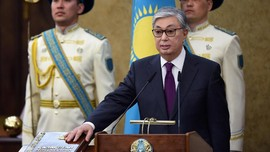 Dilantik, Presiden Kazakhstan Usulkan Ganti Nama Ibu Kota