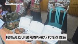 Festival Kuliner Kembangkan Potensi Desa