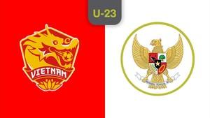LIVE: Timnas Indonesia U-23 vs Vietnam