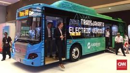 Mesin Belum Layak, Aturan Bus Listrik Jakarta Masih Digodok