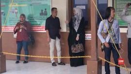 VIDEO: Kalapas Sukamiskin Hadapi Sidang Vonis Kasus Suap