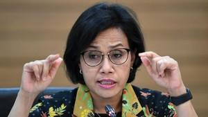 THR PNS Cair Besok, Sri Mulyani Sudah Kucurkan Rp10 Triliun