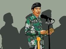 Wakil Panglima TNI: Dihapus Gus Dur, Dihidupkan Jokowi