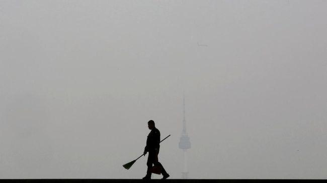 Polusi Udara Bunuh Lebih dari 100 Ribu Orang Tiap Tahun