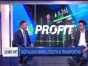 Baru 3 Tahun Platform Logistik Online Ini Tumbuh 7.000%