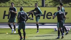 Timnas Portugal Kembali Diperkuat Cristiano Ronaldo