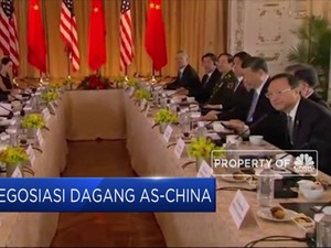 Negosiasi Dagang AS-China Kembali Ragu