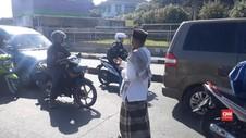 VIDEO: Pengemis 'Bermobil' di Bogor Ditangkap Satpol PP