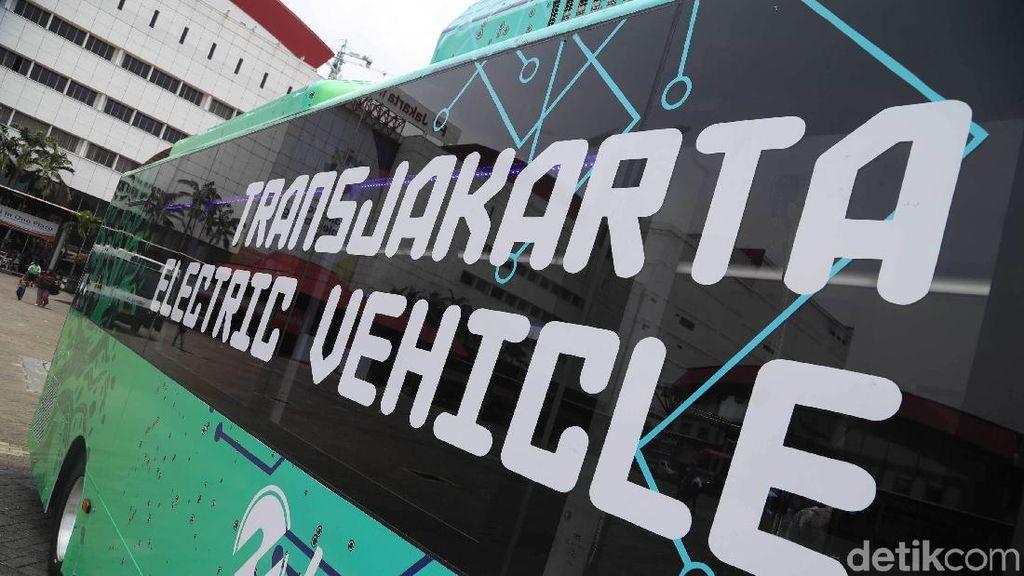 Bus Listrik China yang Bakal Jadi Transjakarta Gampang Rusak?