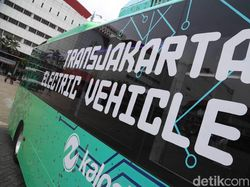 Pernah Gagal, Transjakarta Nggak Kapok Kerjasama dengan Bus China