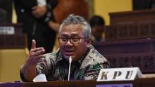 KPU Tunda Rekapitulasi Hasil Pemilu di 4 Provinsi Tersisa
