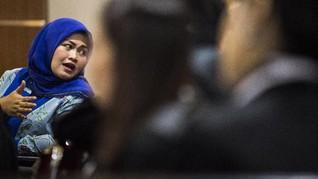 KPK Hormati dan Akan Kaji Vonis Hakim untuk Neneng Hassanah