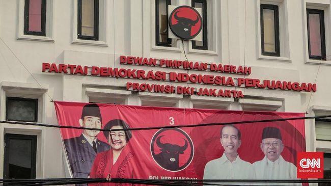 Quick Count CSIS 18,1 Persen: PDIP Menang Raih 23,4 Persen