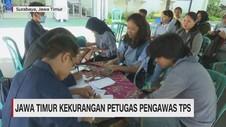 Jawa Timur Kekurangan Petugas Pengawas TPS